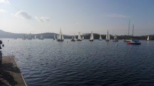 Avno Winter Sailing 2018-2019 Partenza 1° prova